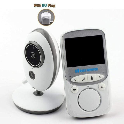 Image of baby monitor AU plug Video Baby Monitor