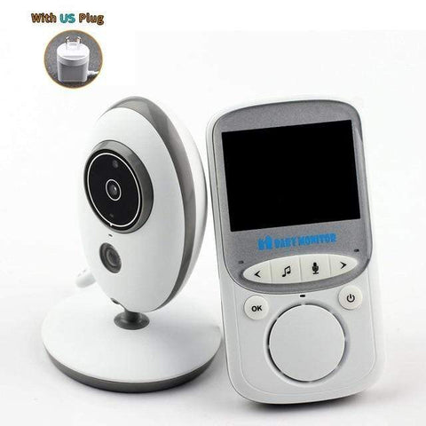 Image of baby monitor US plug Video Baby Monitor