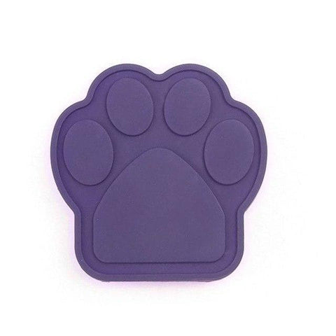 Image of Bath Buddy for Dogs Purple / M Bath Buddy For Dogs