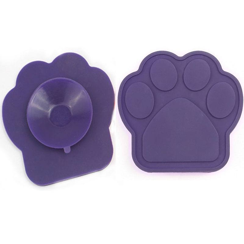 Bath Buddy for Dogs Purple / M Bath Buddy For Dogs