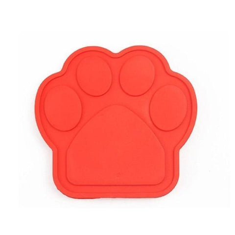 Image of Bath Buddy for Dogs Red / M Bath Buddy For Dogs