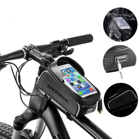 Image of Bicycle Phone Holder Bicycle Phone Holder