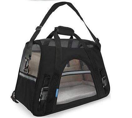 Breathable Pet Carrier Bag black / S Breathable Pet Carrier Bag