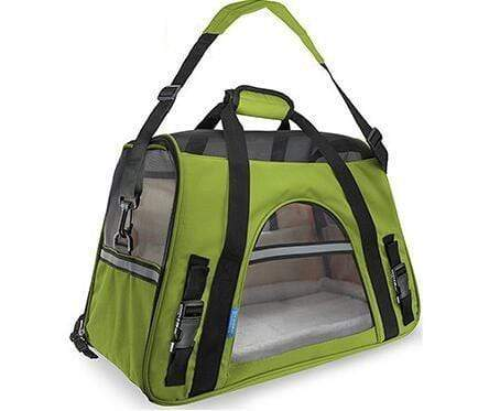 Breathable Pet Carrier Bag lemon green / S Breathable Pet Carrier Bag