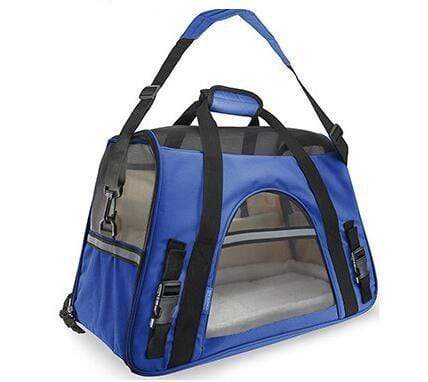 Breathable Pet Carrier Bag royal blue / S Breathable Pet Carrier Bag