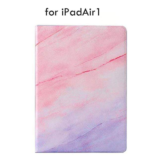 C-1 Water Color ipad Case For iPad 9.7 Air 1 And 2