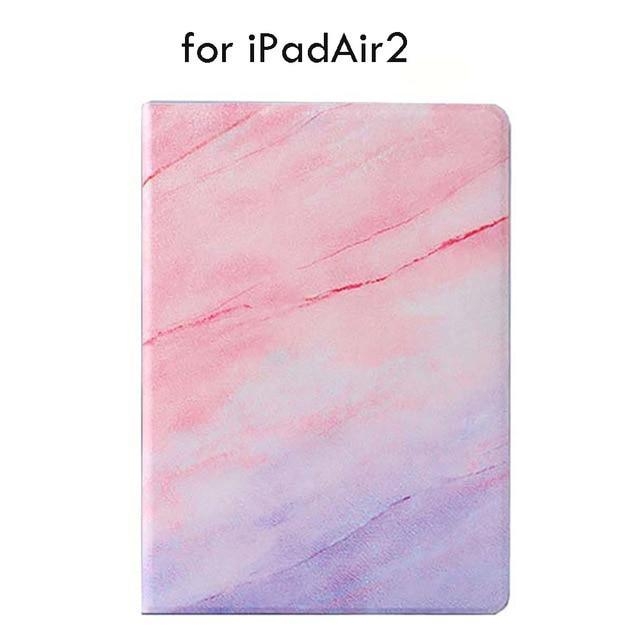 C-2 Water Color ipad Case For iPad 9.7 Air 1 And 2