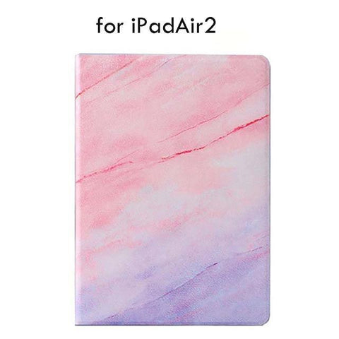 Image of C-2 Water Color ipad Case For iPad 9.7 Air 1 And 2