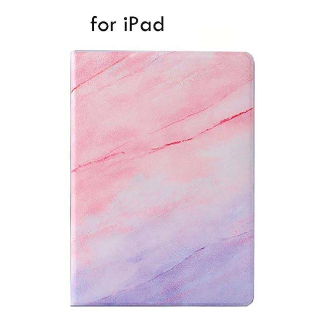 C Water Color ipad Case For iPad 9.7 Air 1 And 2