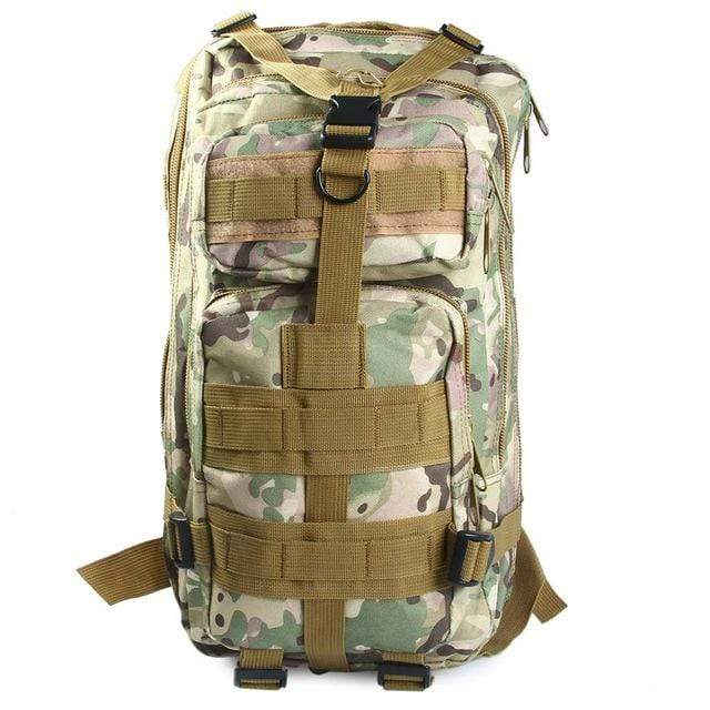 CP CAMOUFLAGE / 30 - 40L Military Rucksack