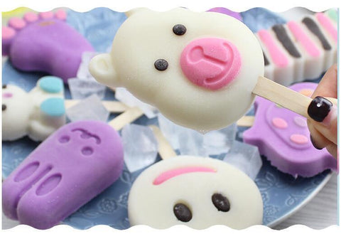 Cute Popsicle Molds 01 Cute Popsicle Molds