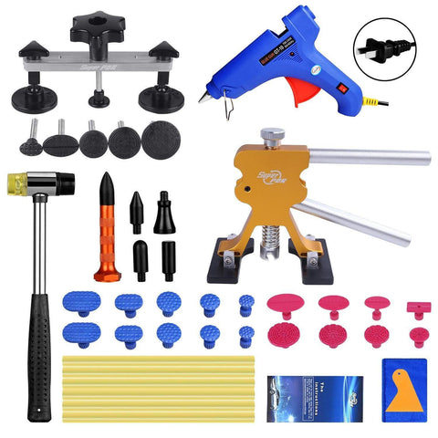 Image of Dent Puller Kit Package 1 Best Dent Tool Removal Kit