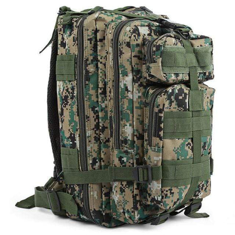 Image of DIGITAL JUNGLE CAM / 30 - 40L Military Rucksack