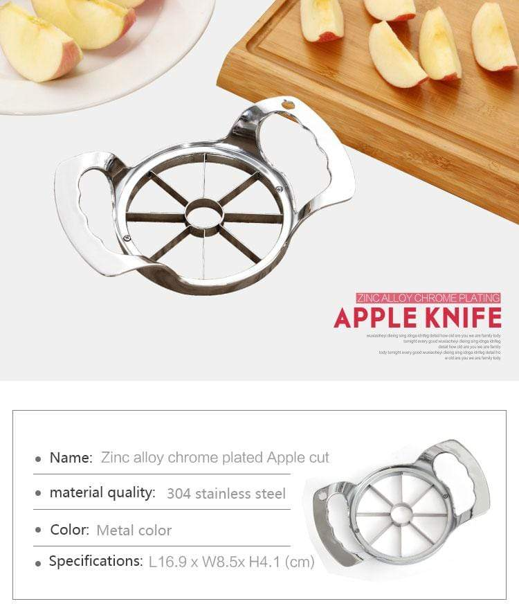 Easy Apple Slicer - Stainless Steel