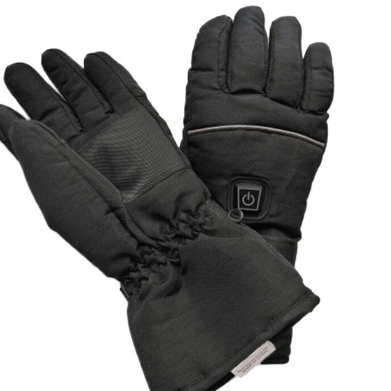Electric Heated Gloves 01 with battery L Electric Heated Gloves