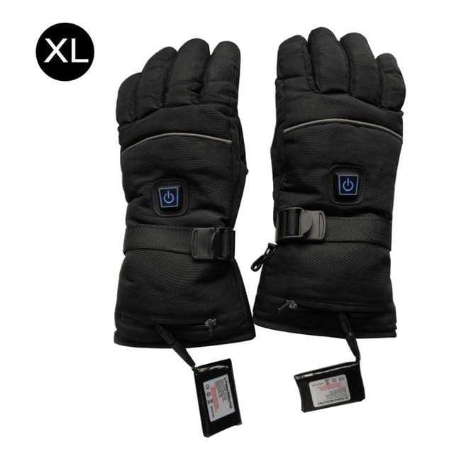 Electric Heated Gloves 02 with battery XL Electric Heated Gloves