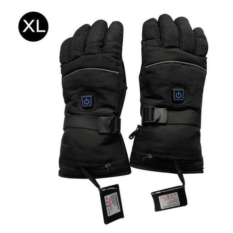 Image of Electric Heated Gloves 02 with battery XL Electric Heated Gloves
