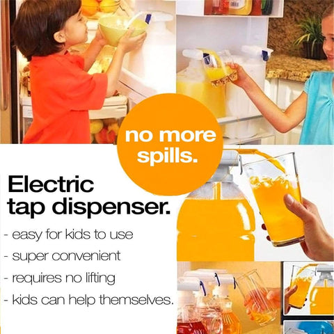 Electric Tap Drink Dispenser