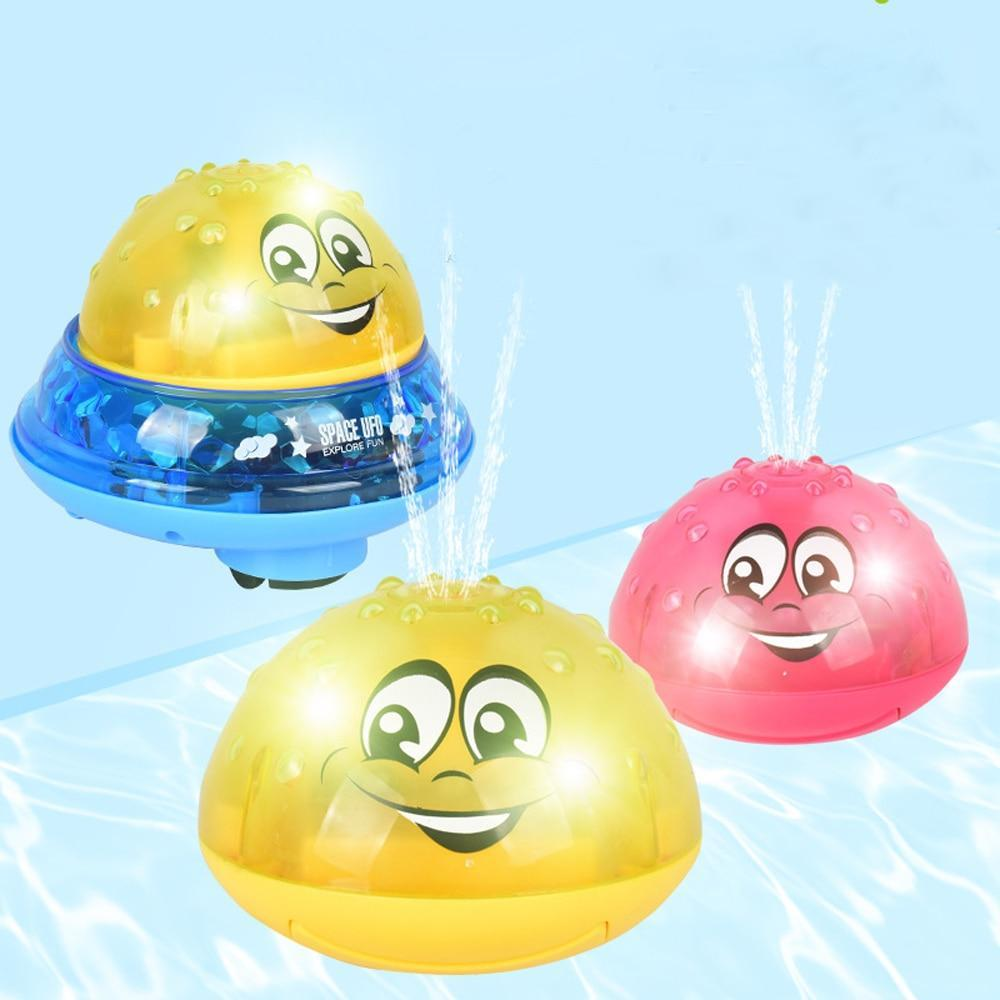 Electric Water Jet Ball