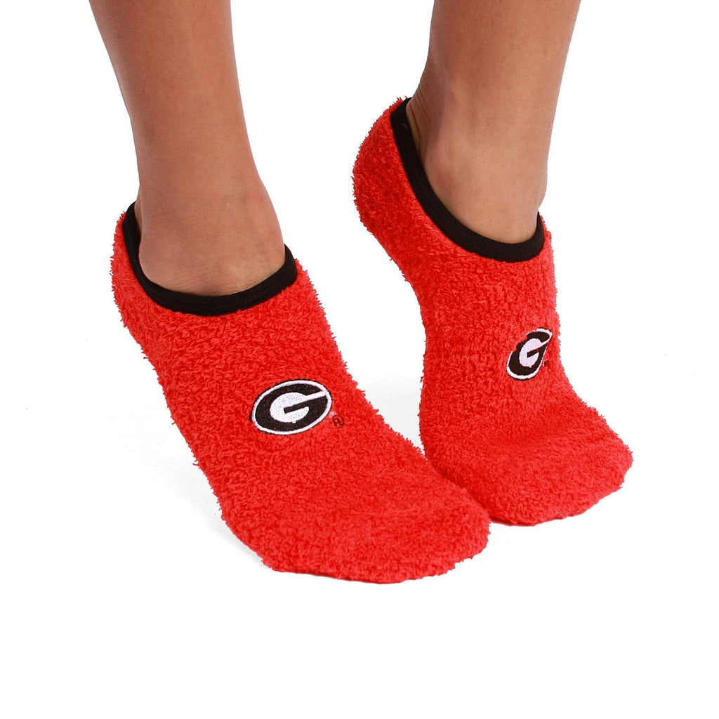 Georgia Bulldogs - NCAA Unisex Slipper Socks
