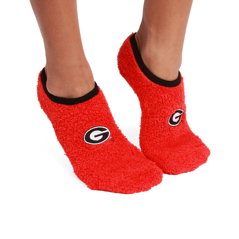 Image of Georgia Bulldogs - NCAA Unisex Slipper Socks