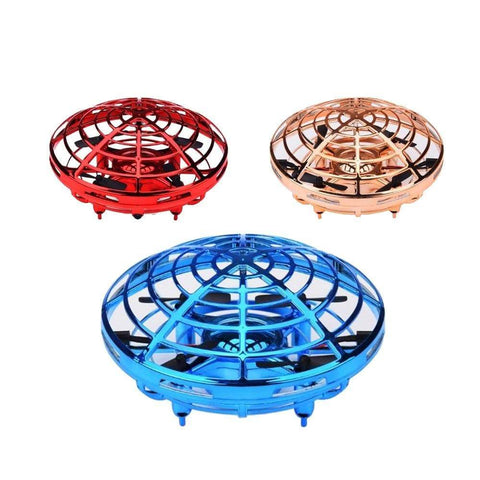 Image of GO FLY UFO DRONE Mini UFO Drone Anti-collision Flying Toy