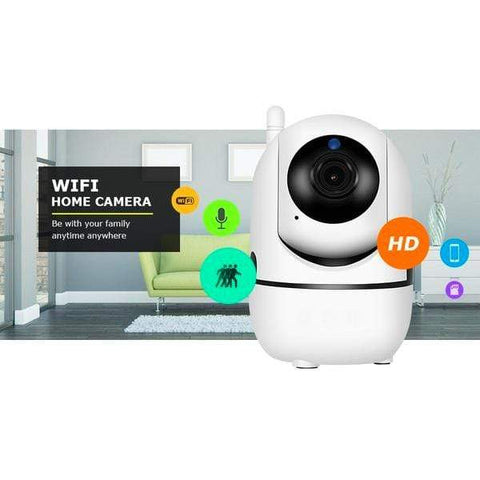 Image of Home Security Camera 1080P / US Plug S-Smart Indoor Home Security Camera