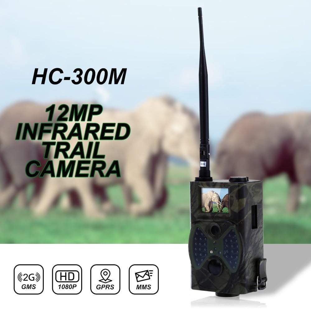 Hunting Deer Trail Camera