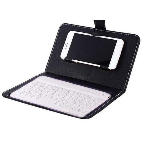 Image of Iphone Keyboard black Mini iPhone -Android Bluetooth Keyboard