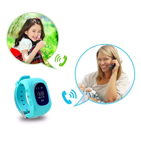 Kids GPS Tracker Watch GREEN / United States Kids GPS Tracker Smart Watch
