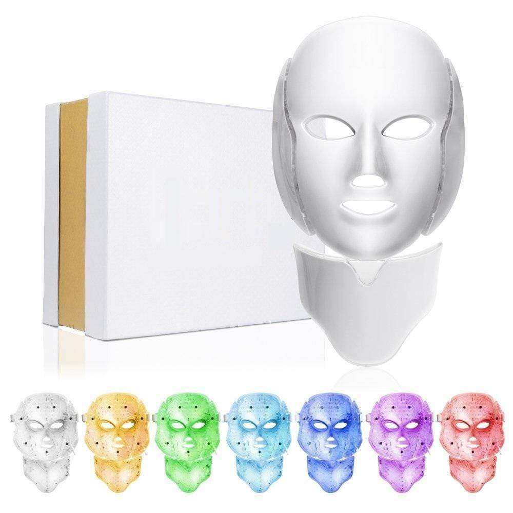 LED Facial Mask Therapy US Plug LED Facial Mask Therapy
