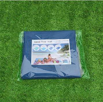 Image of Magic Sand Mat dark blue / 6.5ft x 6.5ft Magic Sand Mat