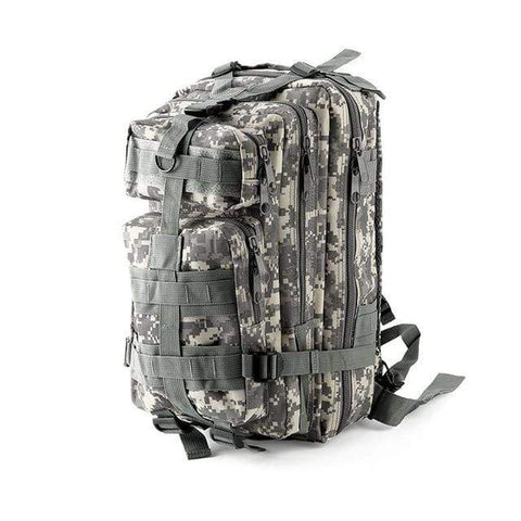 Outdoor Backpack gray 1 / 30 - 40L Best Waterproof Backpack Outdoor Tactical Rucksack Bag