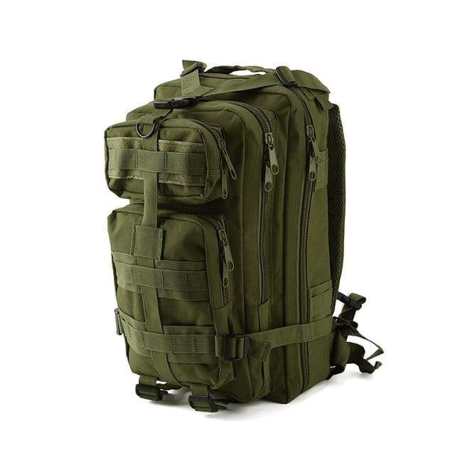 Outdoor Backpack green 1 / 30 - 40L Best Waterproof Backpack Outdoor Tactical Rucksack Bag