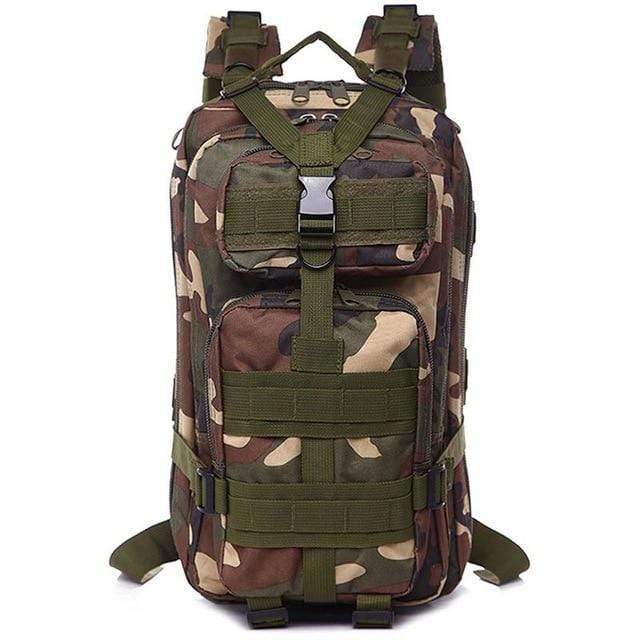 Outdoor Backpack Jungle / 30 - 40L Best Waterproof Backpack Outdoor Tactical Rucksack Bag