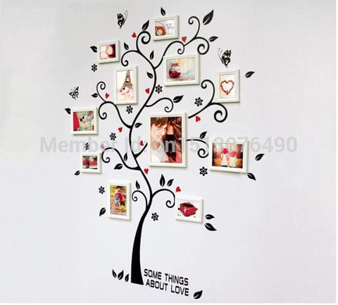 Photo Tree Wall Decals Removable Offer