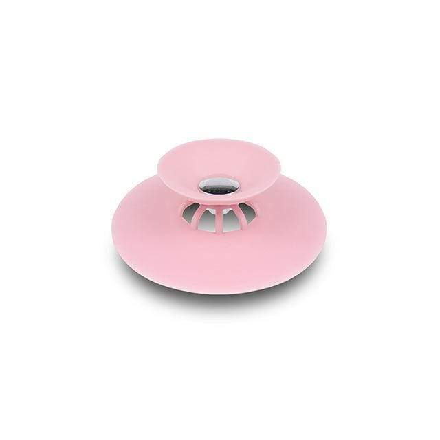 Pink Ultimate Sink Stopper