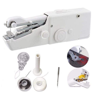 Portable Mini Hand Sewing Machine Portable Mini Handheld Sewing Machine