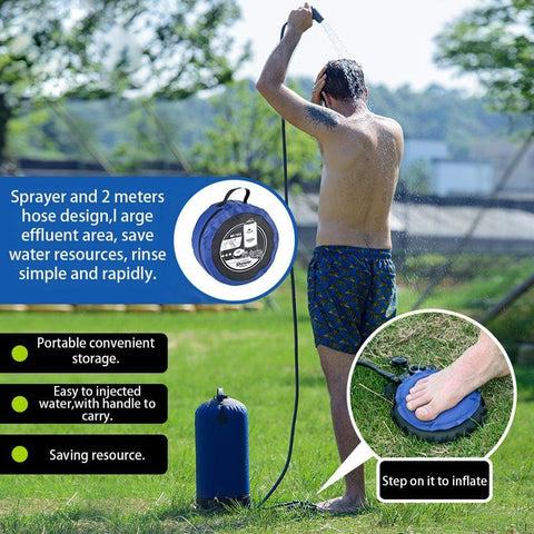 Image of Portable Pressure Shower