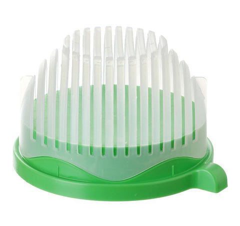Image of Salad Maker Green 60 Seconds Salad Maker