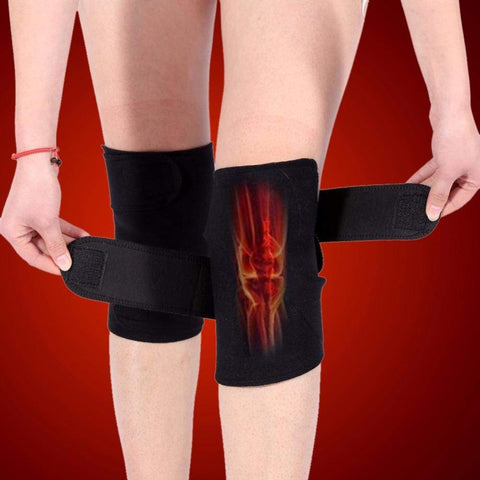 Image of Self Heating Knee pads Self Heating Knee Pads Magnetic Therapy
