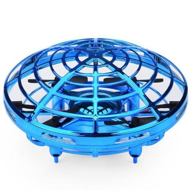 set 1 GO FLY UFO DRONE Mini UFO Drone Anti-collision Flying Toy