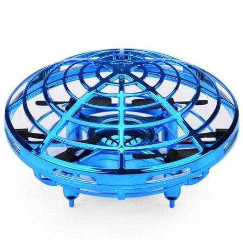 Image of set 1 GO FLY UFO DRONE Mini UFO Drone Anti-collision Flying Toy