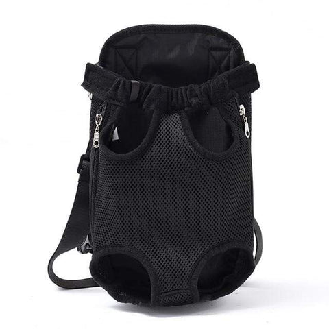 Image of Small Dog Carrier Backpack black / S Small Dog Carrier Backpack
