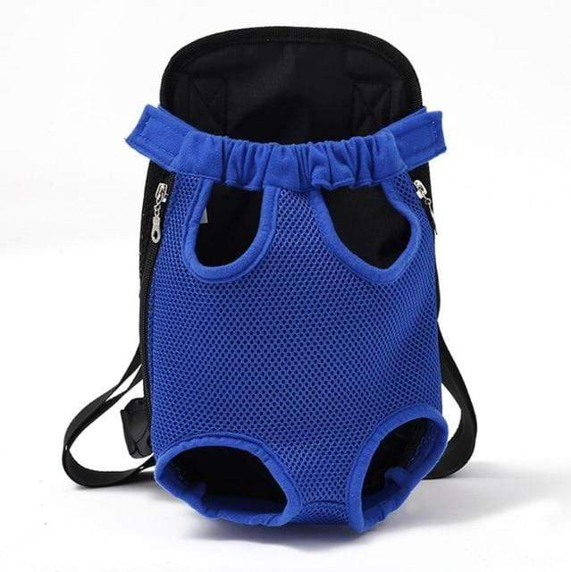 Small Dog Carrier Backpack blue / S Small Dog Carrier Backpack