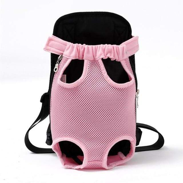 Small Dog Carrier Backpack pink / S Small Dog Carrier Backpack