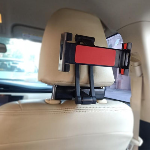Image of Tablet Holder Car Headrest Mount