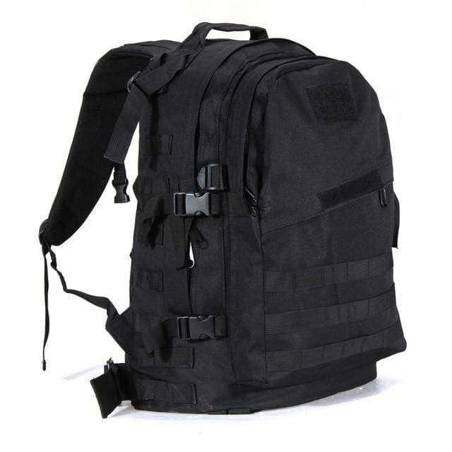 Tactical Backpack Black / 50 - 70L Military Tactical Backpack
