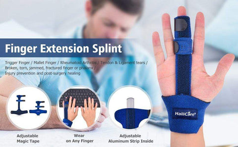 Image of Trigger Finger Splint Trigger Finger Splint Guard