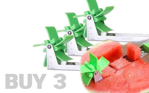 Image of Watermelon Cuber Slicer BUY 3 SAVE 60% OFF Watermelon Cuber